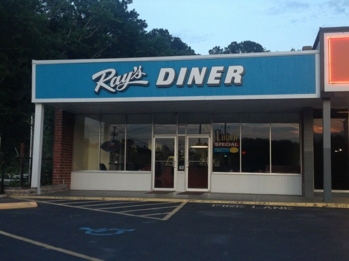 6. Ray's Diner, 3110 Two Notch Rd, Columbia