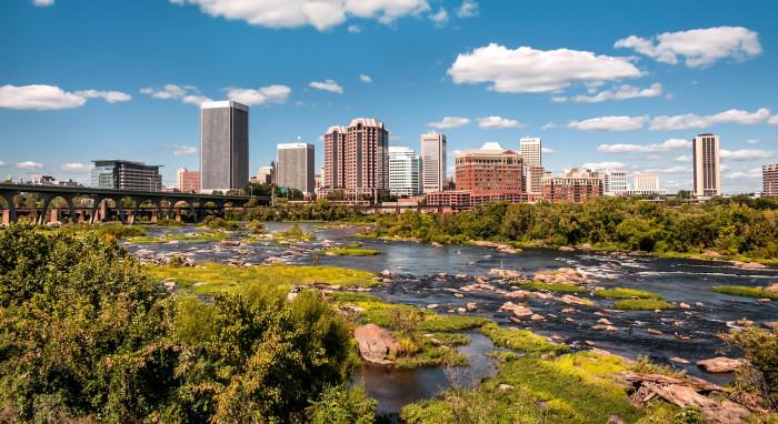 5. City of Richmond