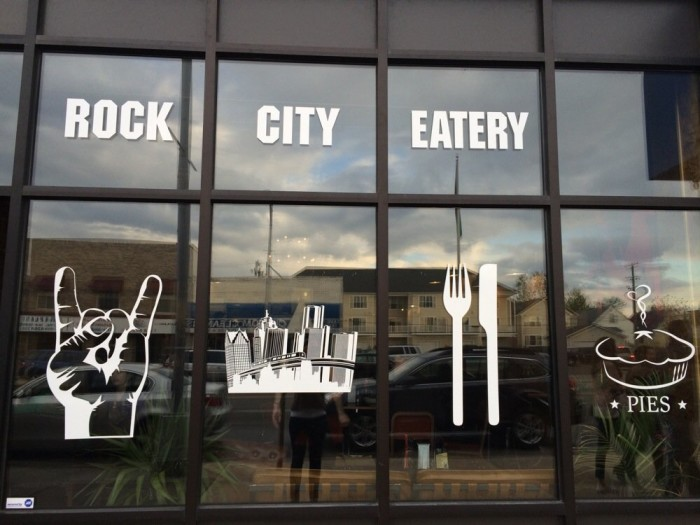 5) Rock City Eatery, Hamtramck