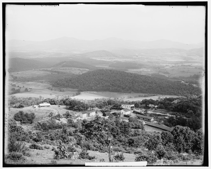 14. Rockfish Valley in Afton, taken sometime between 1900 - 1915.