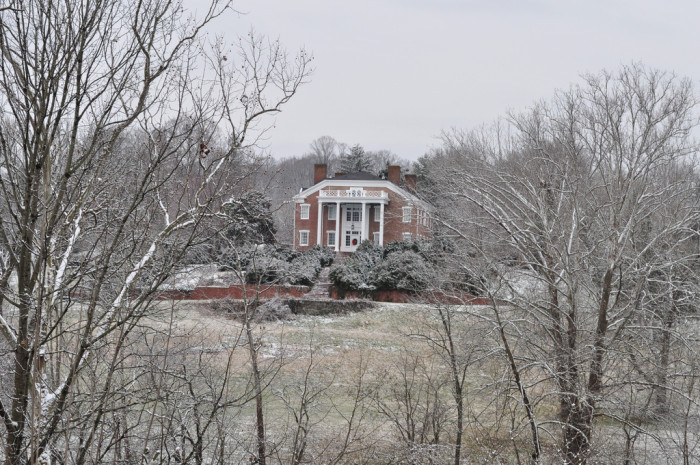 9) Rotherwood Mansion - Kingsport