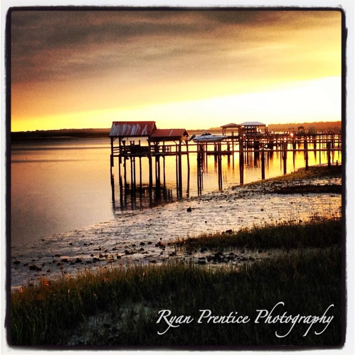 24. Taken at Little River, this shot captures the glow of the sun so artfully. This is such a warm shot.  What a great job you did Ryan Prentice.