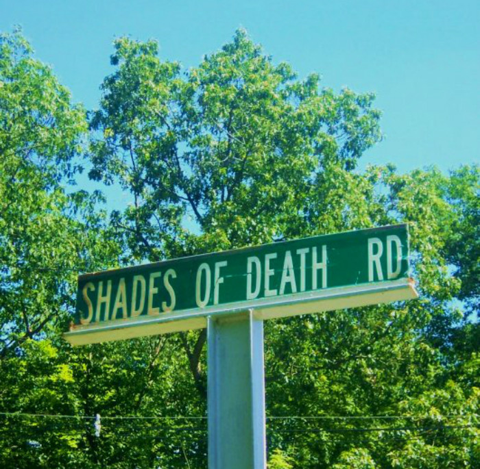 2. Shades of Death Road, Great Meadows
