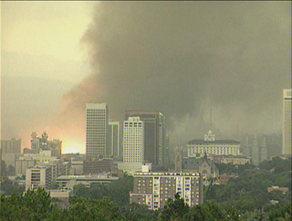 11) Tornado, Salt Lake City