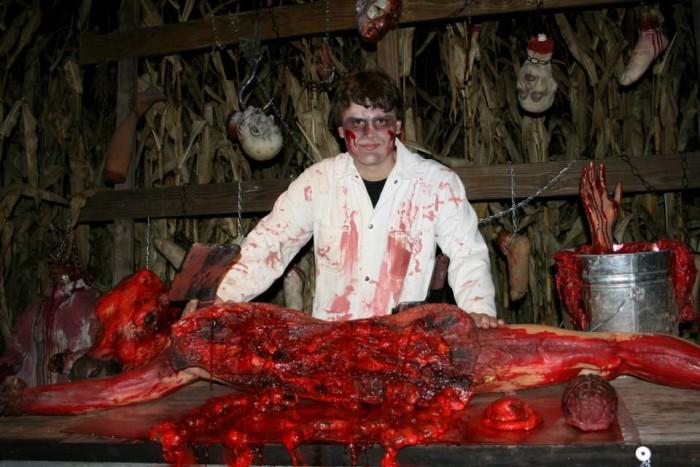 5. Scare Farm, Hillsborough