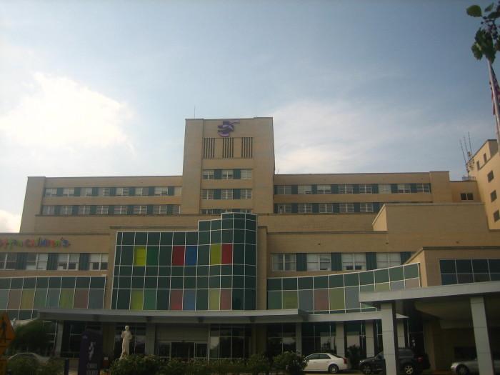 8) Christus Health Shreveport-Bossier, Shreveport
