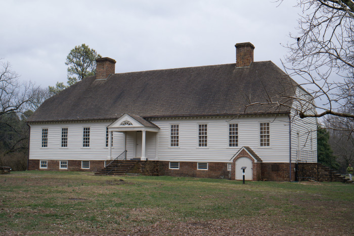 """6. """"Give me liberty, or give me death"""": The ghost of Sarah Henry, Beaverdam"""