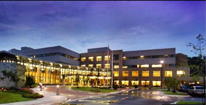 10) St. Tammany Parish Hospital, Covington