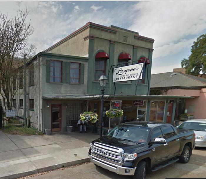 3) Lasoyne's, Natchitoches