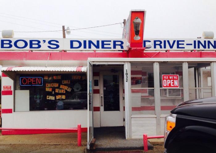 9. Bob's Diner (Liberal)