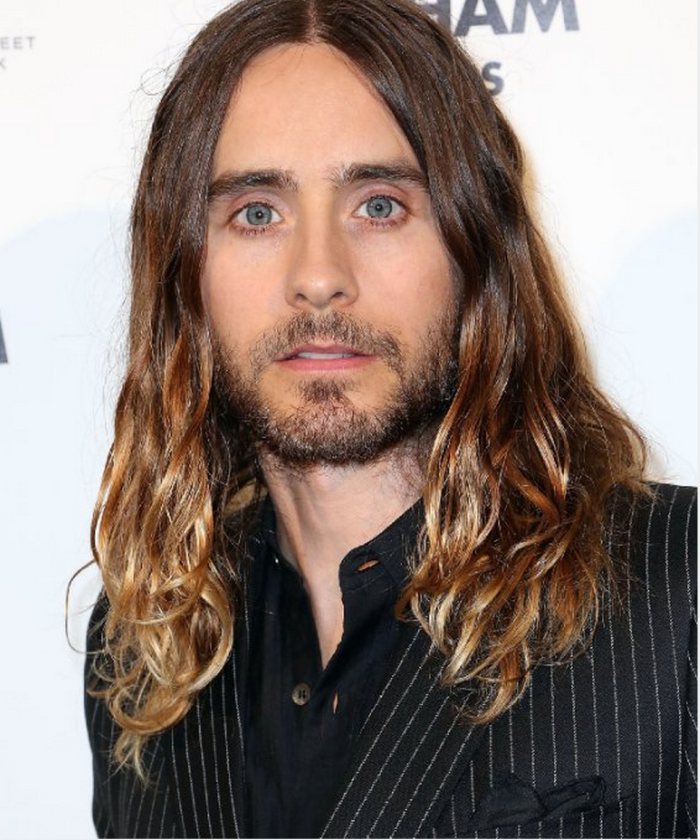 12) Jared Leto Born: Bossier City