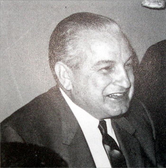 2) Carlos Marcello -- Metairie