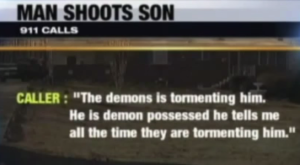 This Recent 'Demonic Possession' In North Carolina Has Everyone Talking