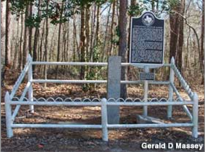 6) The only known International Boundary Marker entirely within the United States is on the Texas-Louisiana border.