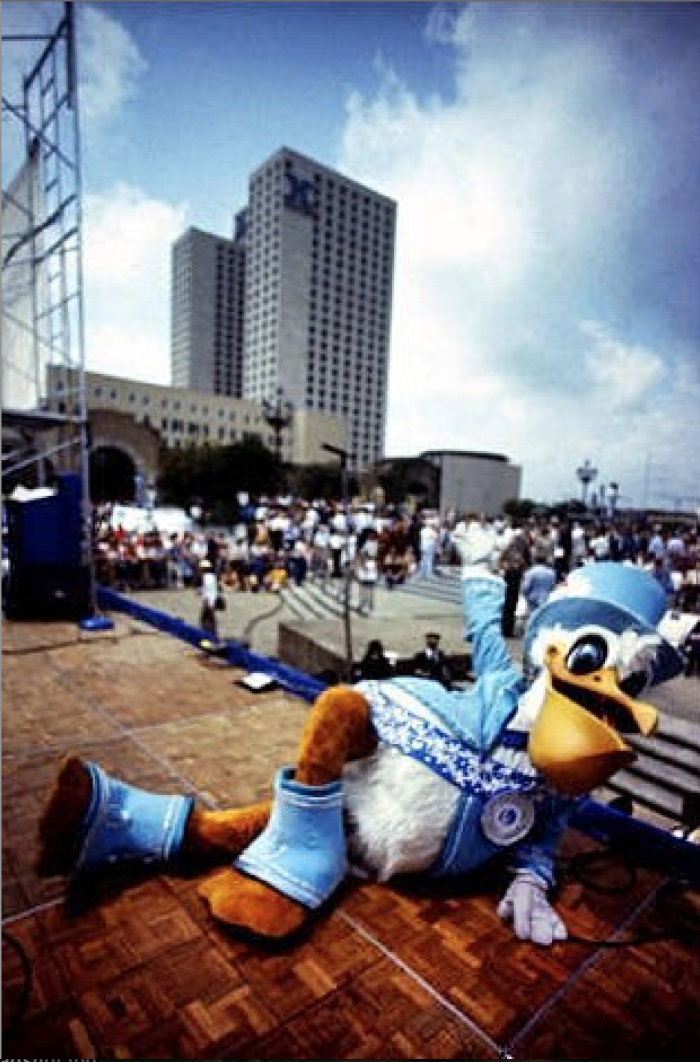 10) The 1984 World's Fair in New Orleans was the last exposition of its kind in the United States.