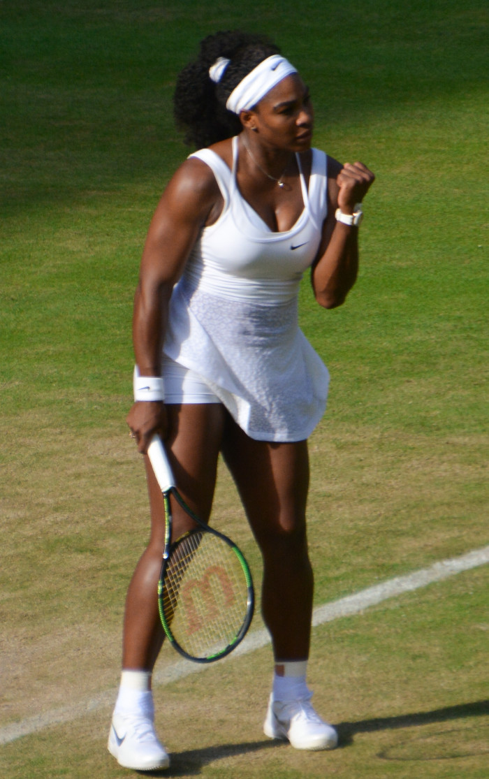 3) Serena Williams