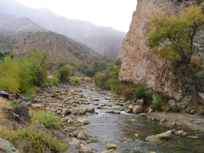 10. The Sevier River