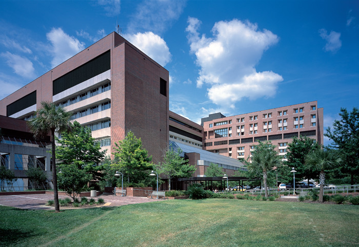 2. UF Health Shands Hospital, Gainesville