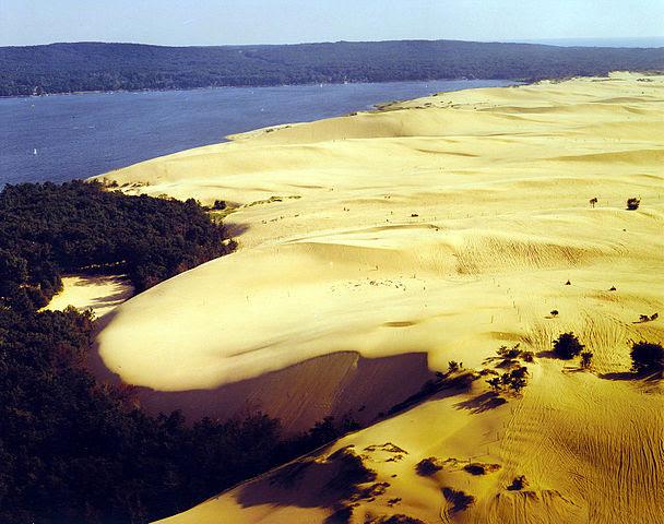 4) Silver Lake Sand Dunes