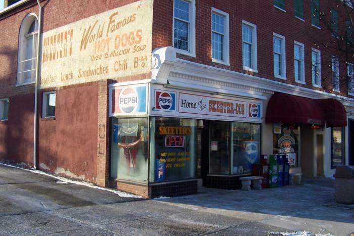 2. Skeeter's Hot Dogs, Wytheville