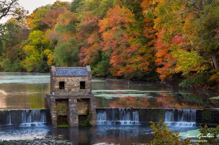 12. A chilly fall day at Speedwell Lake, taken by Jason Gambone