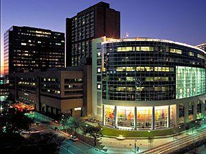 3) St. Lukes Episcopal Hospital (Houston)