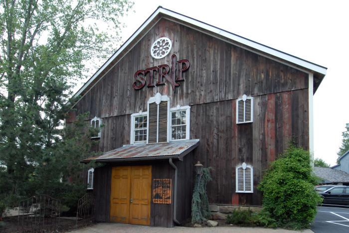 4. Strip Steakhouse (Avon)