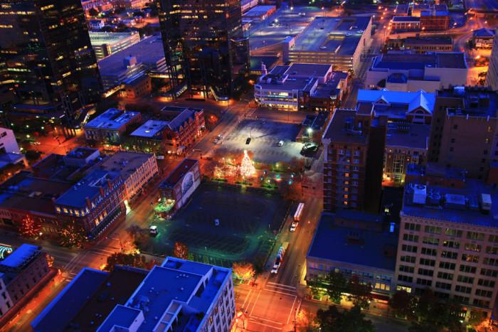 3) Fort Worth