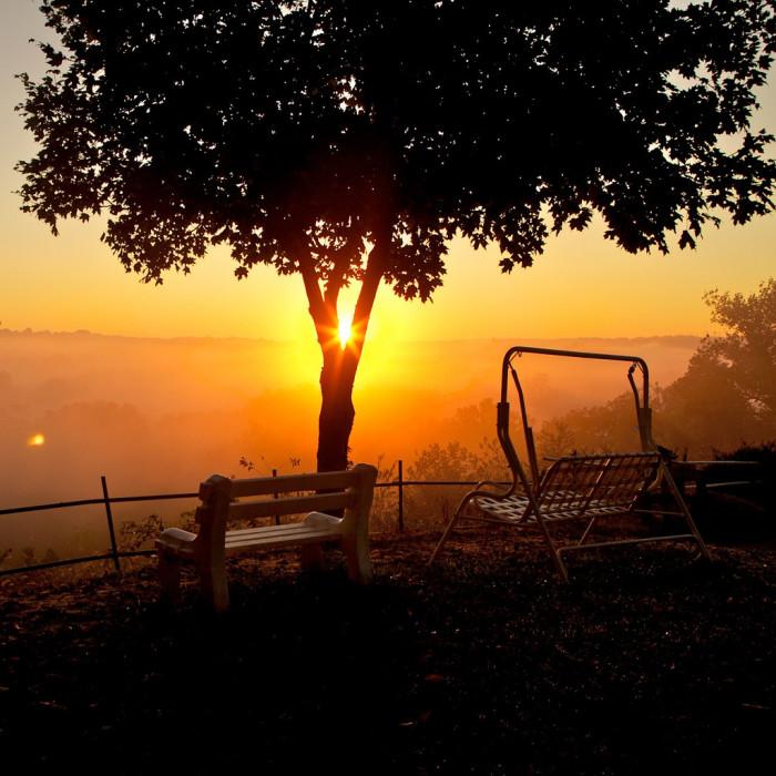 6. Sunrise in Floyds Fork.