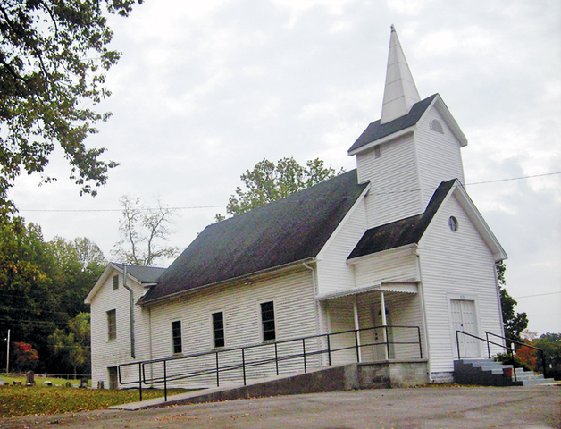 5) New Beginnings Baptist Church - Harriman