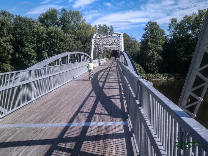 16.  Swanton Recreation Path.