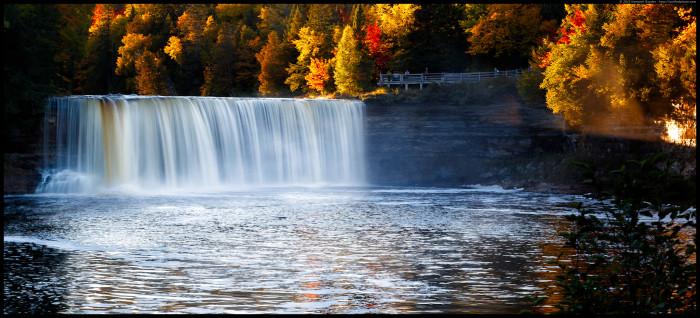 1) Tahquamenon River