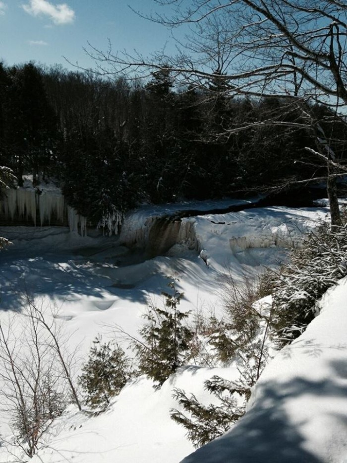 4) Tahquoma Falls