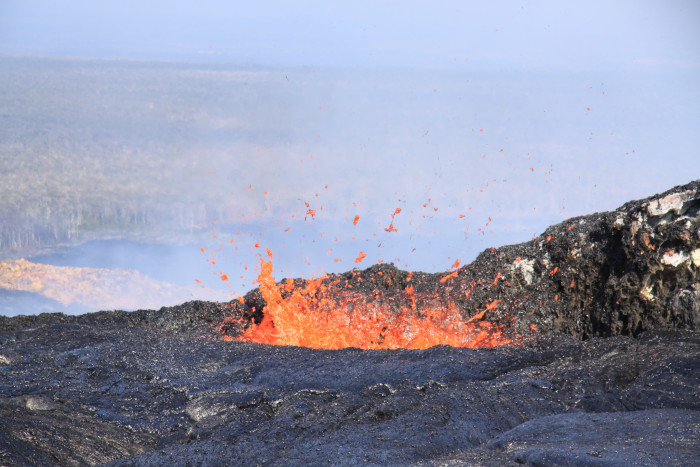 9) Thanks to Kilauea Volcano, which has been erupting for more than 30 years, the Big Island is actually getting bigger – by more than 42 acres each year.