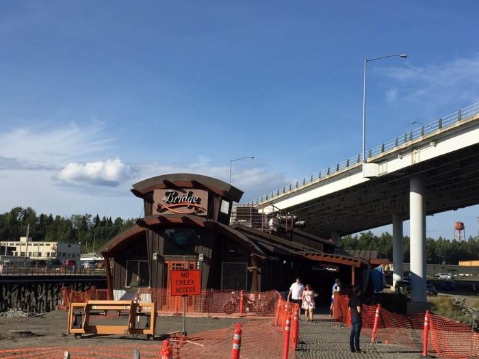 6) The Bridge