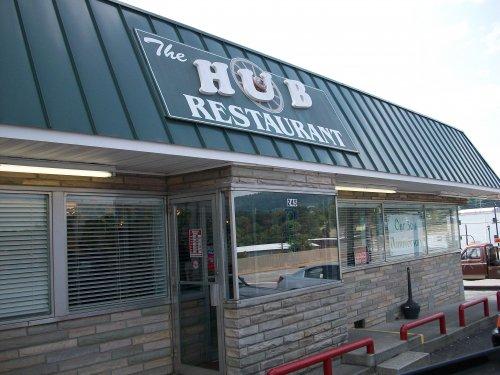 3. The Hub Restaurant, Rocky Mount