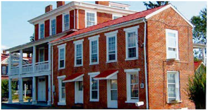 2. The Jilted Soldier at The Lafayette Inn, Stanardsville