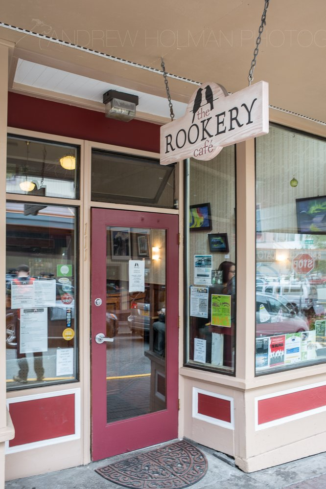 7) The Rookery Cafe
