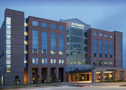 1) The Methodist Hospital (Houston)