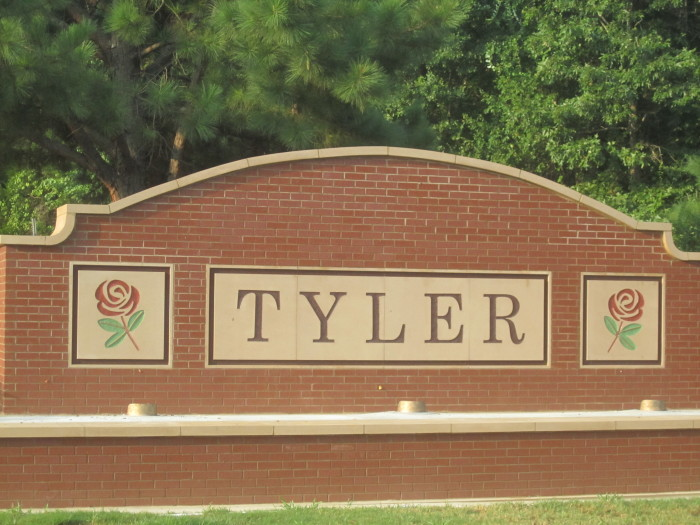 7) Tyler
