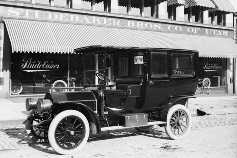 100 Years Ago In Utah
