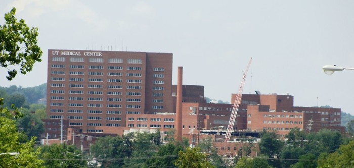 2) University of Tennessee Medical Center - Knoxville