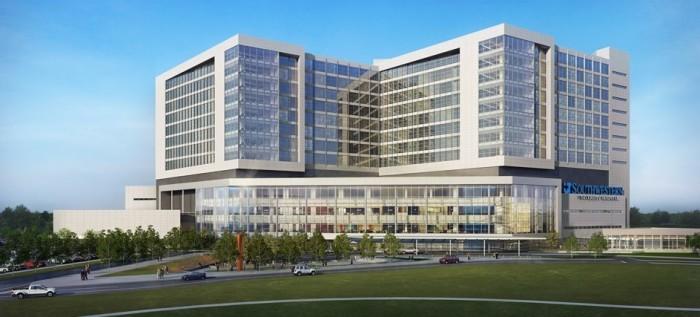 5) UT Southwestern Medical Center (Dallas)