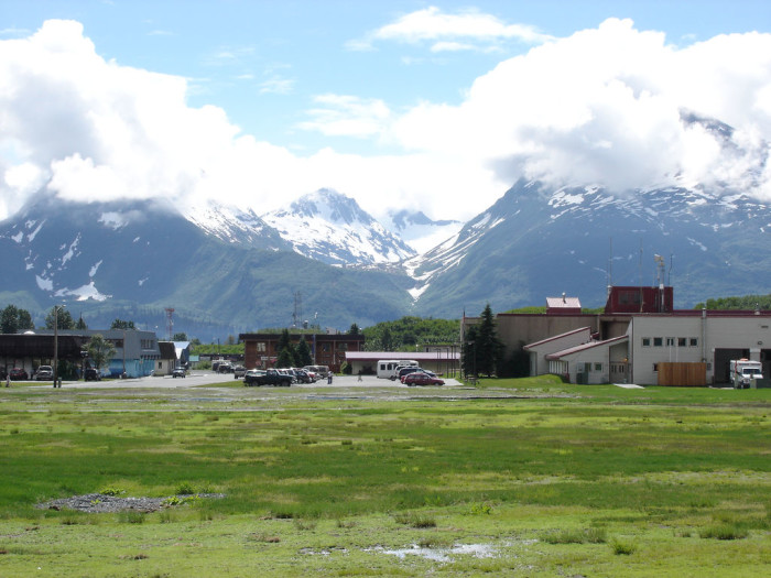 1) Valdez–Cordova Census Area