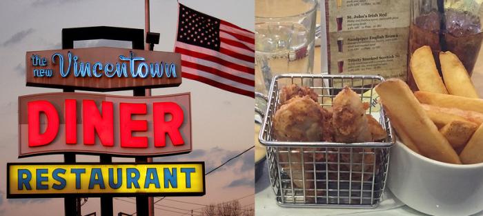4. Vincentown Diner, Vincentown
