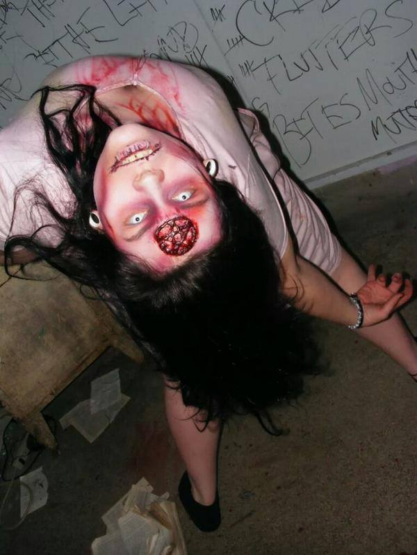 Waverly Hills haunted house patient.