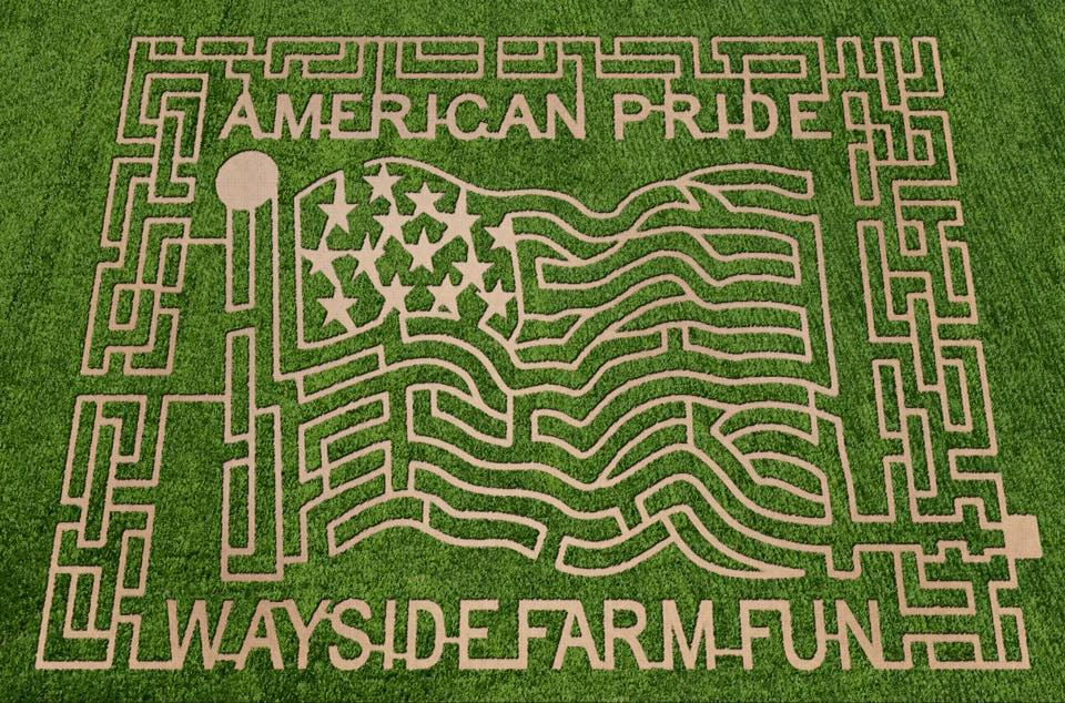 Tell City Indiana >> The 10 Best Corn Mazes in Virginia