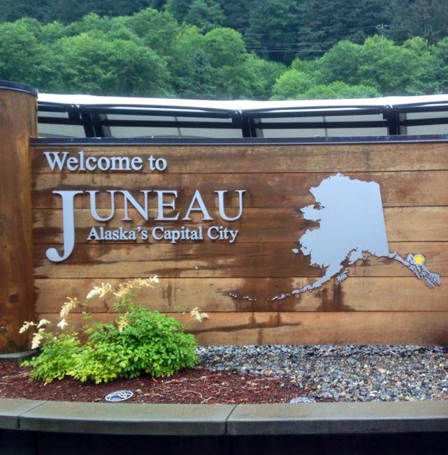 3) Juneau City and Borough