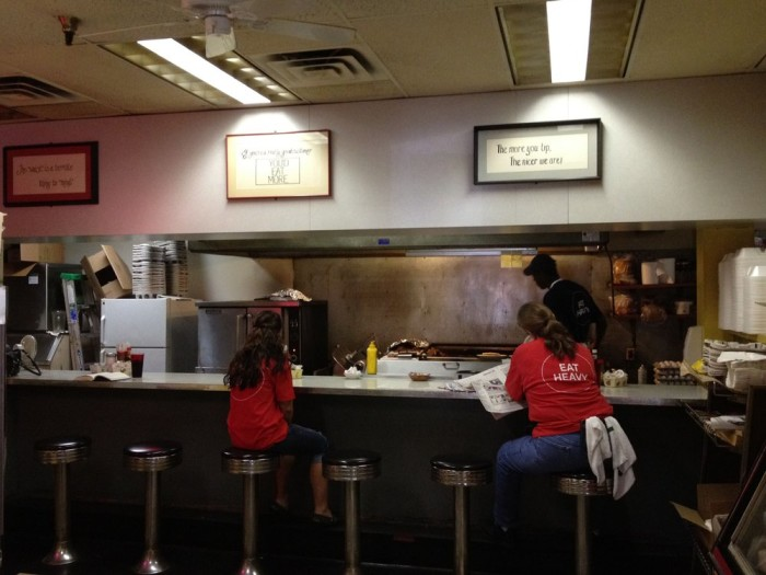 8) West Street Diner - Germantown