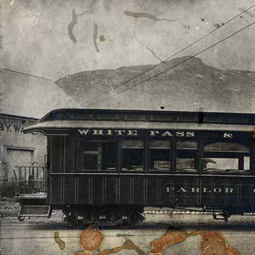 1) White Pass & Yukon Route Parlor Car